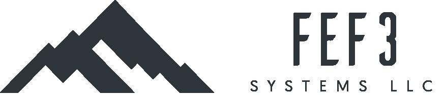 FEF3 Logo
